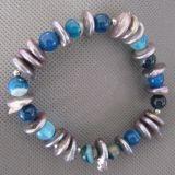 Pearl Bracelet, Big Baroque Pearl Bracelet (BP000)