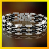 fashion jewelry stainless Steel Bracelets for men(OATB0045)