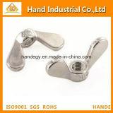DIN315 Ss304 Fastener Wing Nut