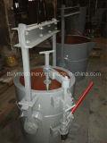Large Cast Steel Cinder Ladle for Aluminum Industry