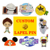 Direct Manufacturer 15years Experience with Disney, Sedex, Sedex Cap, Nbc, ISO9001 and BSCI Audit Lapel Pin Supplier