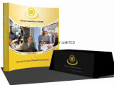 Promotional Booth Displays/10FT Premium Curved Magnetic Pop up Display