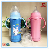 304 Stainless Steel Baby Feeding Bottle 6oz