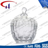 300ml Engraved Glass Bowl for Salad (CHM8443)