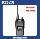 UHF 400-520MHz VHF 136-174MHz Police Walkie Talkie