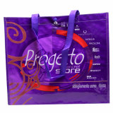 Custom Make Your PP Woven Shopping Tote Bag