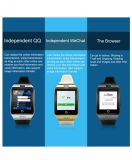 Apro Smartwatch Bluetooth Smart Watch for Samsung Galaxy Gear Support SIM TF Card SMS NFC 1.3m Camera
