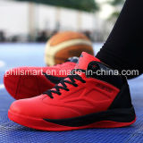 New Arrival Men′s Sports Perfomance Basketball Shoes