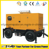 portable Diesel Generator (HL-D03) with Soundproof Canopy