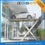 Hydraulic Car Lifting Machine with CE