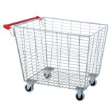Large Trolley for Supermarket or Warehouse/Warehouse Trolley (YD-NT)