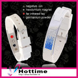 Magnetic Silicon Ion Bracelet (CP-JS-NW-012)