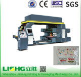 Automatic 4 Color Paper Film PP Woven Printing Machine