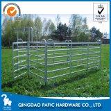 Galvanized Steel Pipe Corral Plate for Livestock Farm