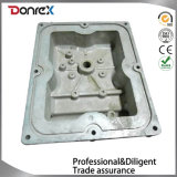 Custom Sand Casting Aluminum Engine Cover with Painting for Truck