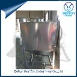 Hot Sale 1000L Round IBC Stainless Steel Liquid Storage Tank