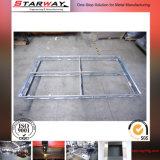 Sheet Metal Metal Production Fabrication Machinery Parts Frame