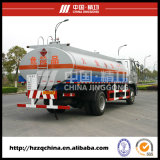 Chinese Manufacturer Offer Chemical Liquid Transportation Semi-Trailer (HZZ5165GHY) with Good Price