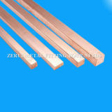 C11000 Square Copper Rod for Connector and Gasket