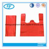 Shopping T-Shirt HDPE Plastic Packing Bag