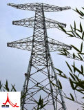 Steel Pole Power Transmission Line Tower