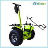 Two Wheel Scooter Samsung Lithium 72V 4000W Golf Electric Charict Scooter
