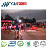 Hot Sale Synthetic Soft Rubber Silicon PU Basketball Court for Sports Games
