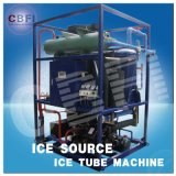 Guangzhou Supplier Cool Foodstuffs SGS Certification Ice Tube Machine