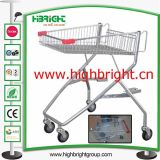 Handicapped Shopping Cart Trolley for Free Service of Disabled