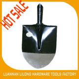 Hot Sale Black and Polished Steel Shovel Head