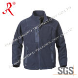 Custom OEM ODM Fashion Fleece Jacket Softshell Jacket (QF-476)