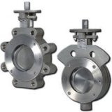 Stainless Steel Casting Pneumatic Flange Ball Valve (Investment Casting)