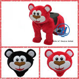 New Design Bear Animal Rides Children Game Machine