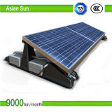 Home Use 5 Kw Corrugated Tile Roof Solar Mounting System