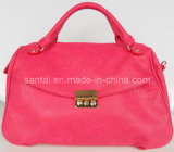 Best Sale& PU Leather Fashionable Lady Bag/Handbag/Cross Body Bag