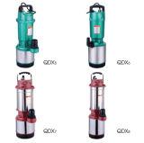 Qdx Multi-Impeller Submersible Pump 1.1kw/1.5kw/2.2kw/3kw