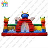 Funny Insect Kingdom Bouncer Obstacle Course