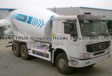 10CBU Concrete Mixer HOWO Sinotruk