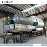 Recycle Rubber Waste to Oil Pyrolysis Plant 10 Ton