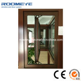 Alu-Wood Casement Window with High Quality