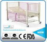 Beautiful Manual One Function Children Care Bed