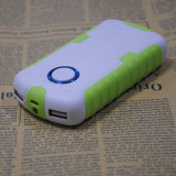 4, 500mAh Mobile Power Charger, 5V DC/1.5A Input