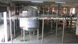 Sanitary Liquid Detergent Storage Tanks with Operation Platform