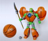 Transforming Action Figure Basketball Robot Toys