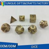 Die Cast Custom Metal Dice for Wholesale
