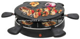 Electric 6-Person Raclette Grill, 6-Person Classic Party Grill
