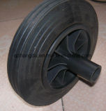 8 Inch Solid Rubber Powder Wheel