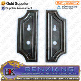 Wrought Iron Gate Lock Plate for Gate