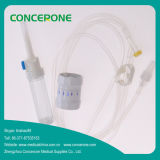 Medical Disposable Infusion Set with Flow Regulator