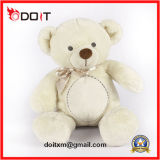 China Teddy Bear Supplier White Silk Teddy Bear